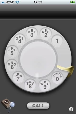 Apple Thoughts Rotary Dial For The Iphone Fun If You