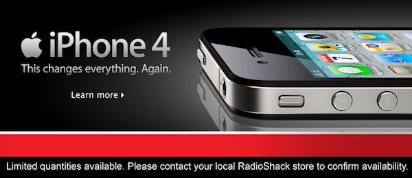Radio Shack Iphone  Boost Mobile