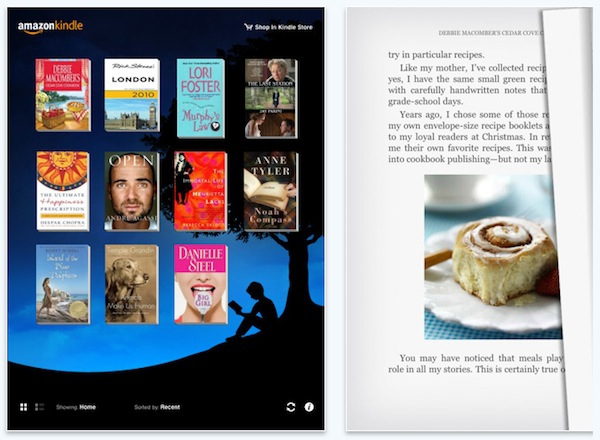 kindle app ipad