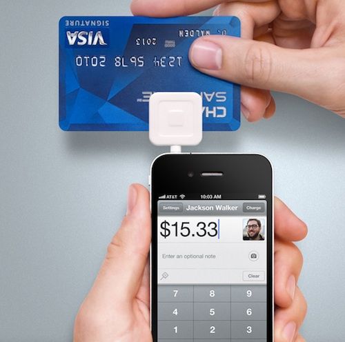 Apple Thoughts: You, Yes You, Can Accept Credit Card