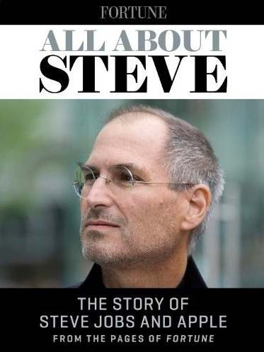 and with all about steve the story of steve jobs