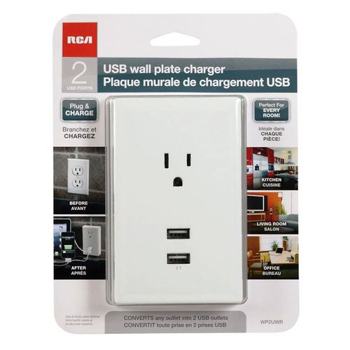 Digital Home Thoughts Rca S Usb Wall Charger Just Plug