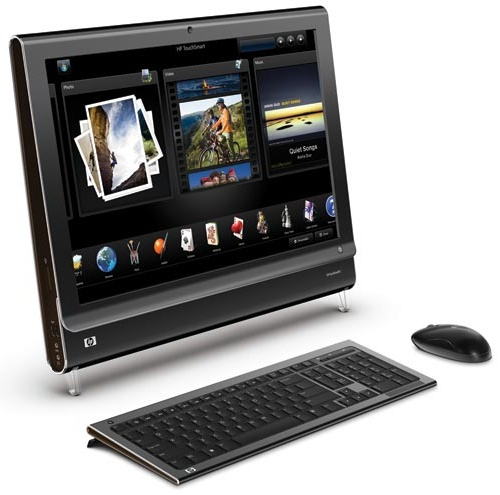 Digital Home Thoughts Hp Launches New Touchsmart Iq500