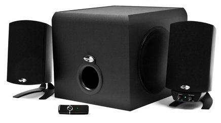 digital home thoughts: klipsch promedia helps you go
