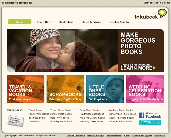 Inkubook Photo Book Review