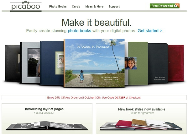 Picaboo Photo Book Review