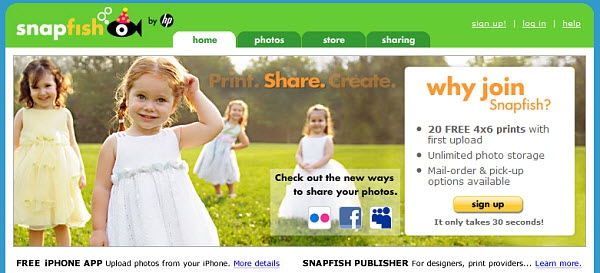 SnapFish Photo Book Review