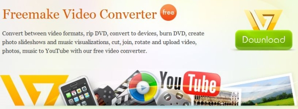 Freemake Video Converter v3.2.1.6 &#8211; Trnh chuyn i video min ph