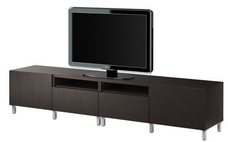 digital home thoughts build a home theater pc inside an ikea besta cabinet. Black Bedroom Furniture Sets. Home Design Ideas