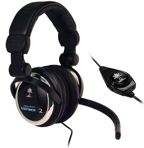 Turtle Beach Ear Force Px Gaming Headset Schwarz Test