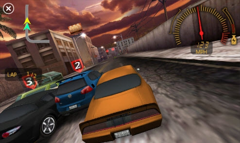 Windows Phone Thoughts: Need For Speed Undercover: Rocking, Racing Fun!