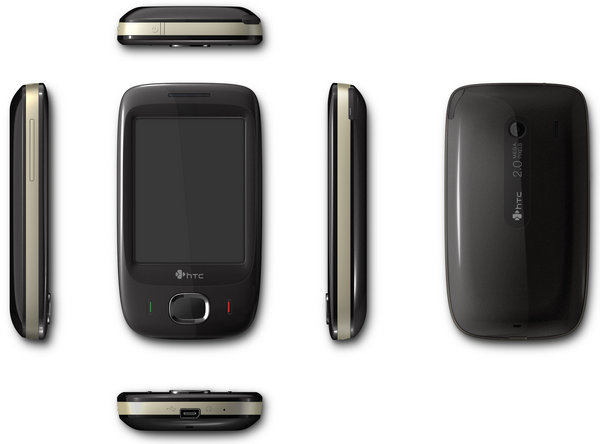 Windows Phone Thoughts: HTC Touch 3G and HTC Touch Viva ...